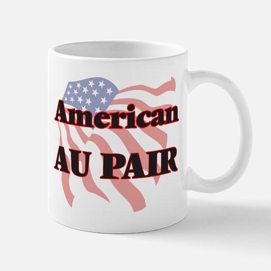 American Au Pair Mugs