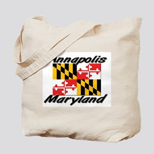 Annapolis Maryland Tote Bag