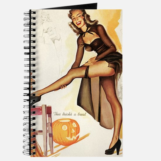 Halloween Sexy Trick AND Treat Journal