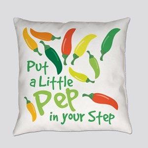 Pep In Your Step Everyday Pillow