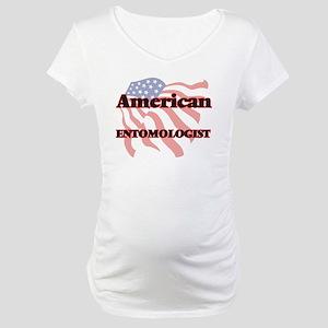 American Entomologist Maternity T-Shirt