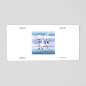 Spirit of The Water Aluminum License Plate
