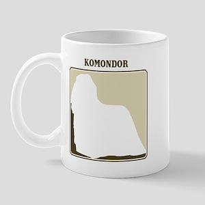 Professional Komondor Mug