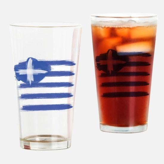 Funny Greek gods Drinking Glass