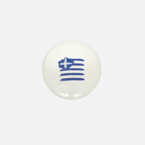 Cute Weathered Mini Button