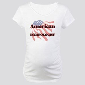 American Escapologist Maternity T-Shirt