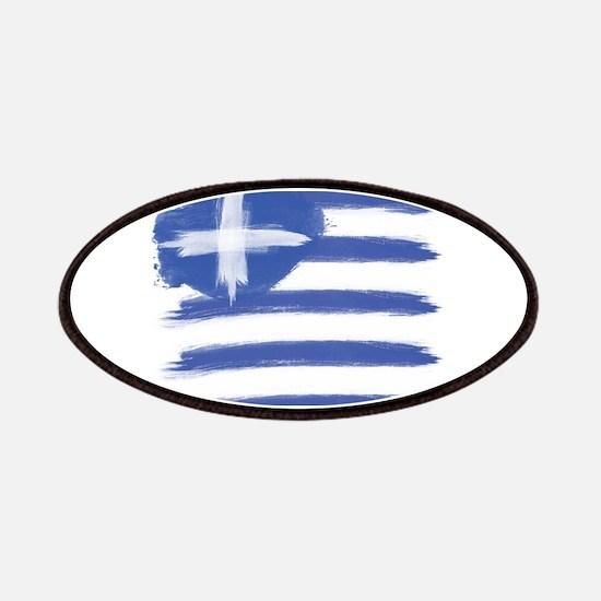 Greece Flag greek Patch
