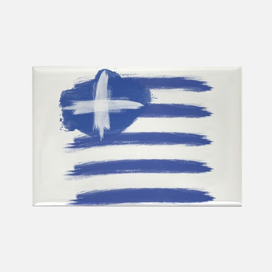 Greece Flag greek Magnets