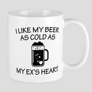 As Cold As My Ex's Heart Mug