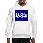 LIDDY DOLE PRESIDENT 2008 Hooded Sweatshirt