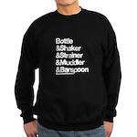 BartenderHQ Bottle & Shaker Jumper Sweater