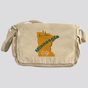 Minnesota Messenger Bag