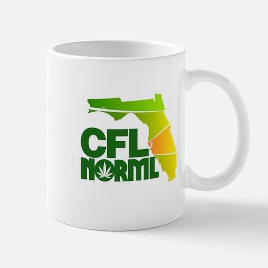 CFL NORML Logo Mugs