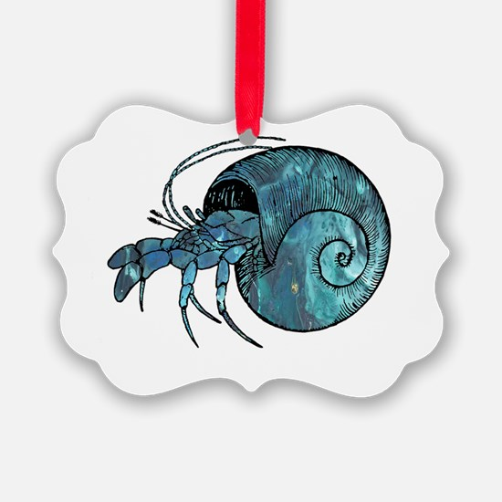 Cute Watercolour Ornament