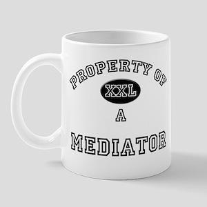 Property of a Mediator Mug
