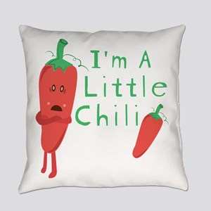 Little Chili Everyday Pillow