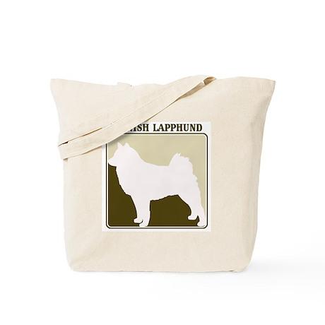 Professional Finnish Lapphund Tote Bag