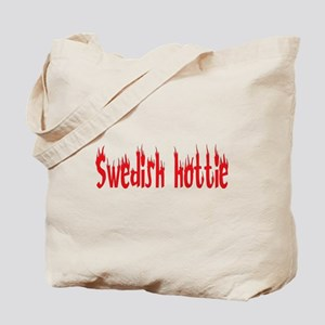 Swedish Hottie Tote Bag