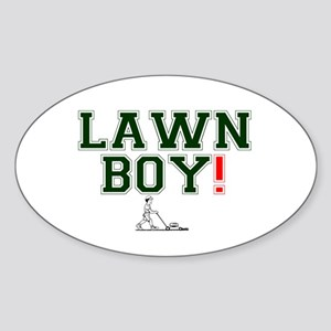 LAWN BOY! Z Sticker
