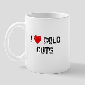 I * Cold Cuts Mug