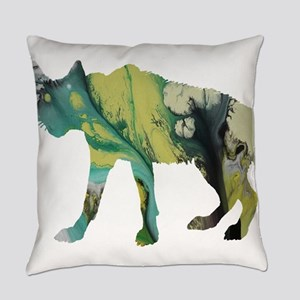 hyena Everyday Pillow