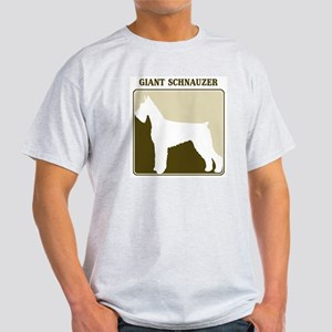 Professional Giant Schnauzer Light T-Shirt
