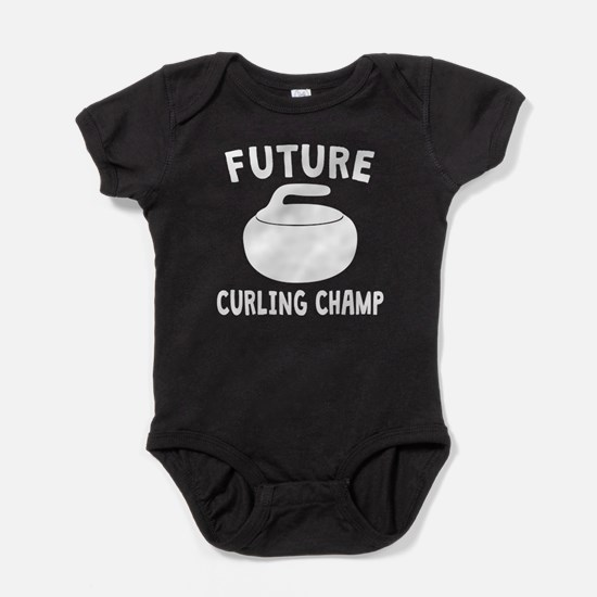Future Curling Champ Baby Bodysuit