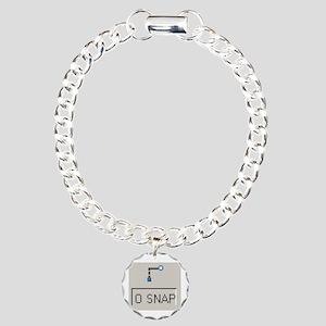 o snap 2 Charm Bracelet, One Charm