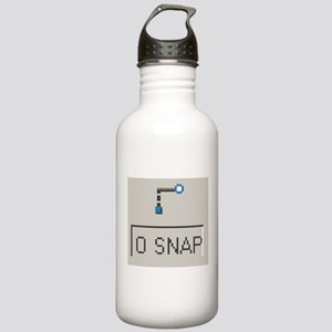 O SNAP Stainless Water Bottle 1.0L