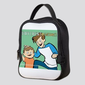 Different Is Awesome! Neoprene Lunch Bag