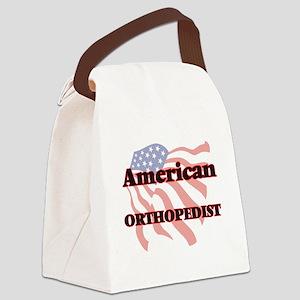 American Orthopedist Canvas Lunch Bag