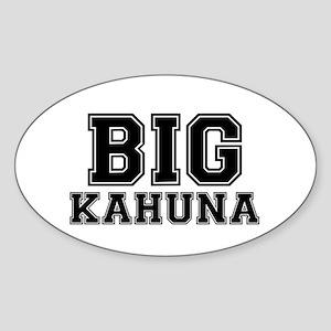 BIG KAHUNA Sticker