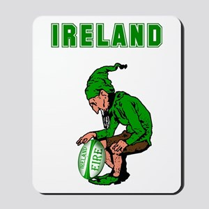 Irish Rugby Mousepad