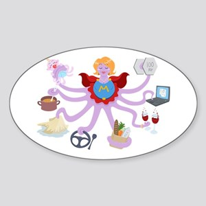 Super Mom Sticker