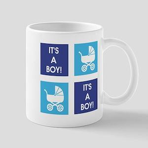 IT'S A BOY! Mugs