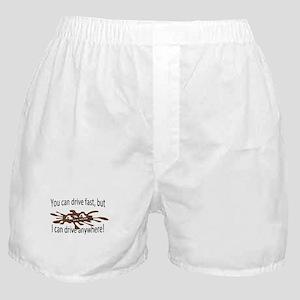 4x4 Boxer Shorts