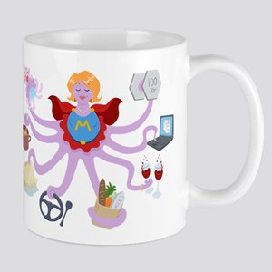 Super Mom Mugs