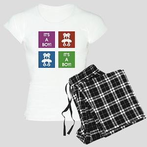 IT'S A BOY! Women's Light Pajamas