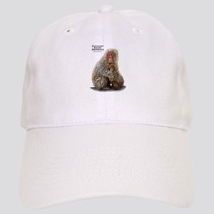 Japanese Snow Monkeys Cap