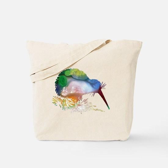 Unique Birds Tote Bag