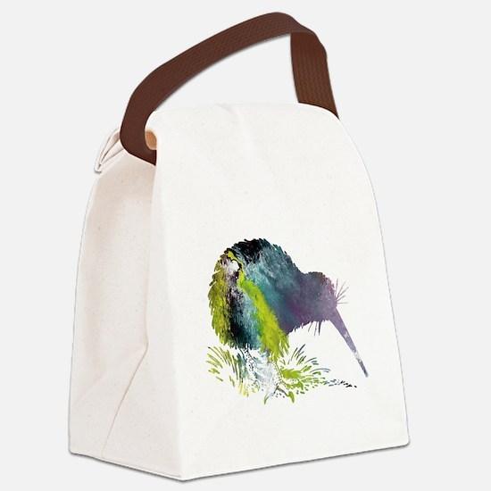 Cute Water boy Canvas Lunch Bag