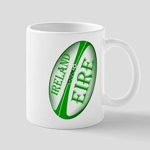 Eire Ireland Rugby Mug