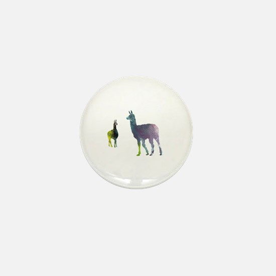 Unique Animal pictures Mini Button