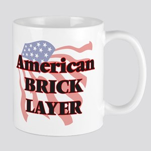 American Brick Layer Mugs