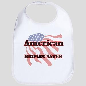American Broadcaster Bib