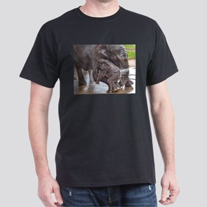 BABY ELEPHANT BATH TIME WITH MOTHER T-Shirt
