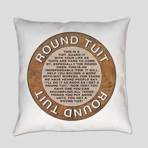 roundtuit Everyday Pillow