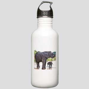 BATH TIME FOR BABY ELE Stainless Water Bottle 1.0L