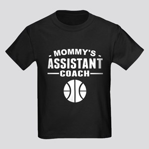 Mommy's Assistant Basketball Coach T-Shirt