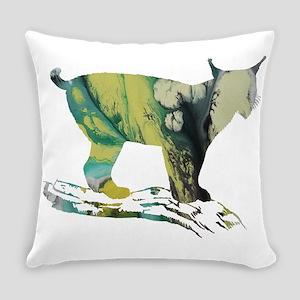 Lynx Everyday Pillow
